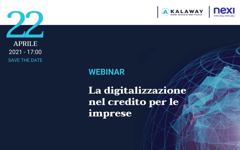 La digitalizzazione nel credito per le imprese